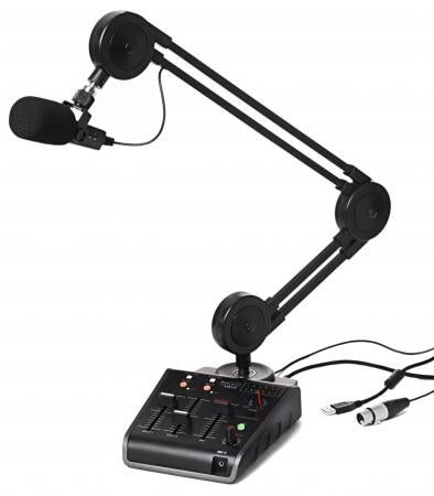 Miktek ProCast SST USB Microphone / Audio Interface