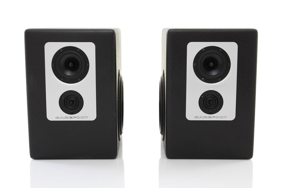 Barefoot Sound Footprint01 Active 3 Way Nearfield Monitors (Pair)