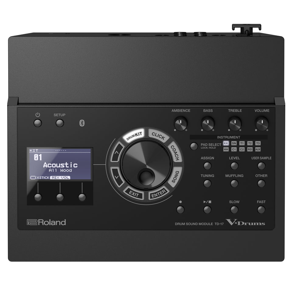 Roland TD-17 Electronic Drum Sound Module