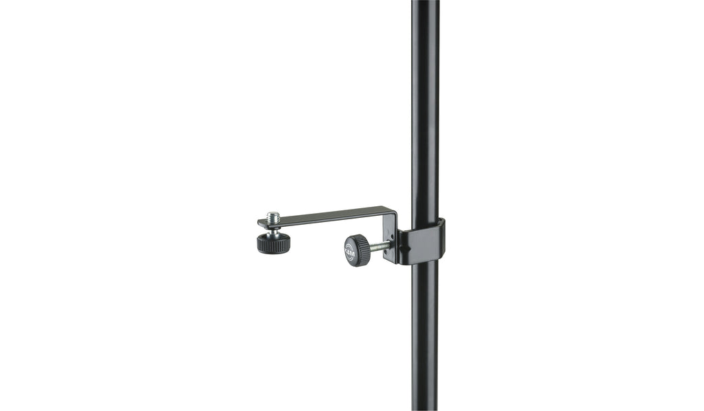 K&M 23800-500-55 Microphone Holder - Black