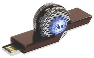 Blue Microphones TIKI USB Noise-Cancelling Microphone