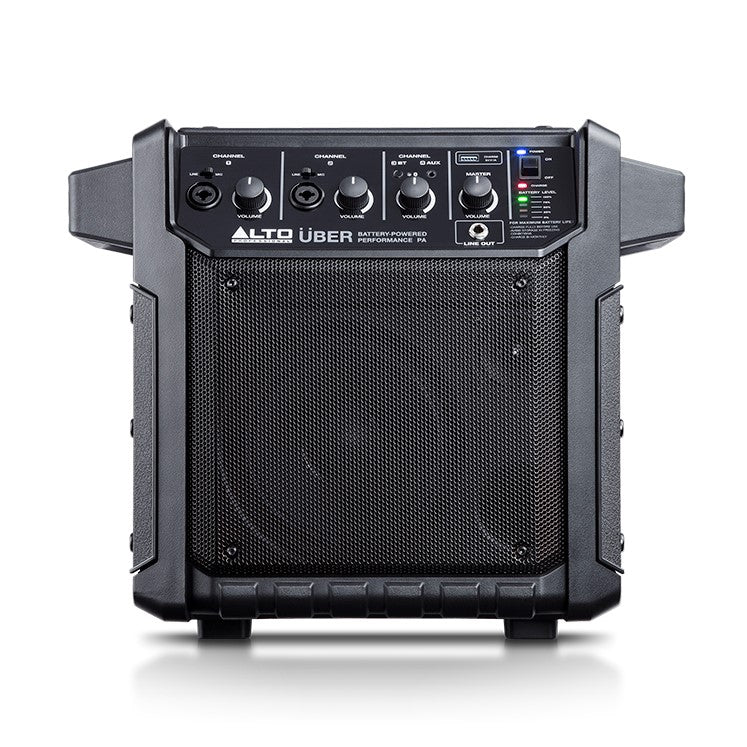 Alto Professional Uber PA 50W Portable Rechargeable Bluetooth PA System
