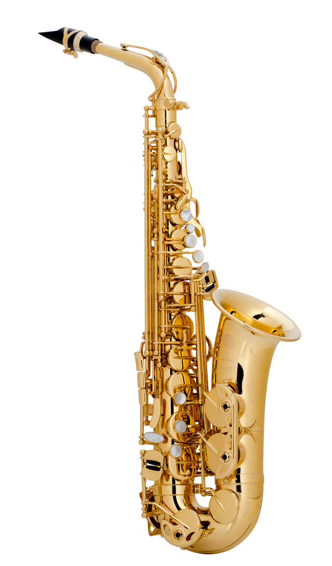 Selmer Super Action 80 Series III Alto Sax - Gold Plate