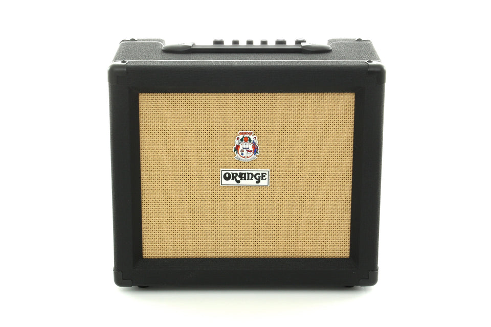 "Orange Crush 35RT 1 X 10"" 35W Guitar Combo Amplifier - Black"