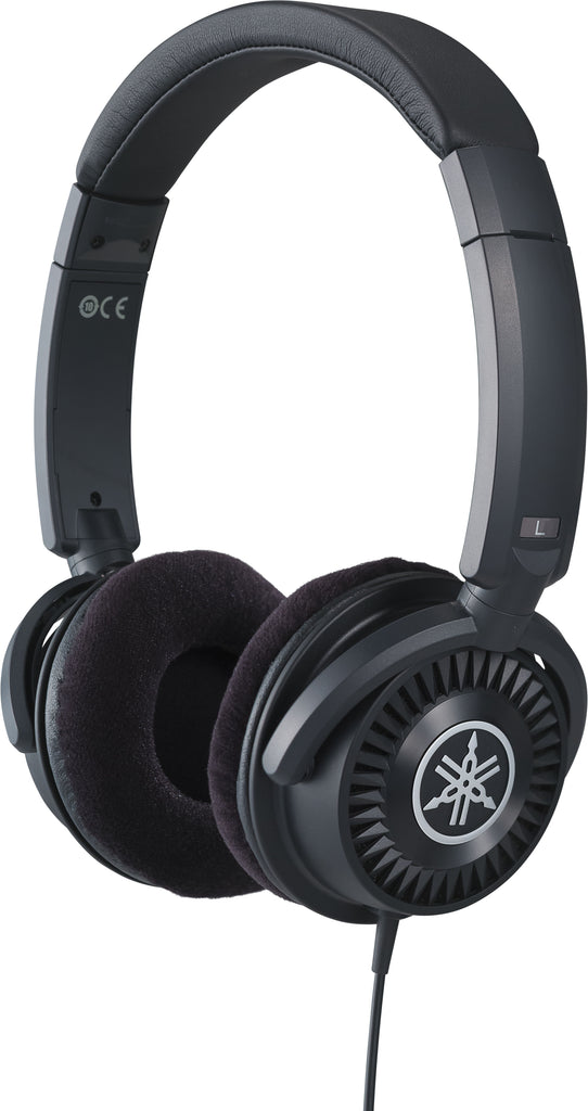 Yamaha HPH150B Open Air Dynamic Headphones - Black