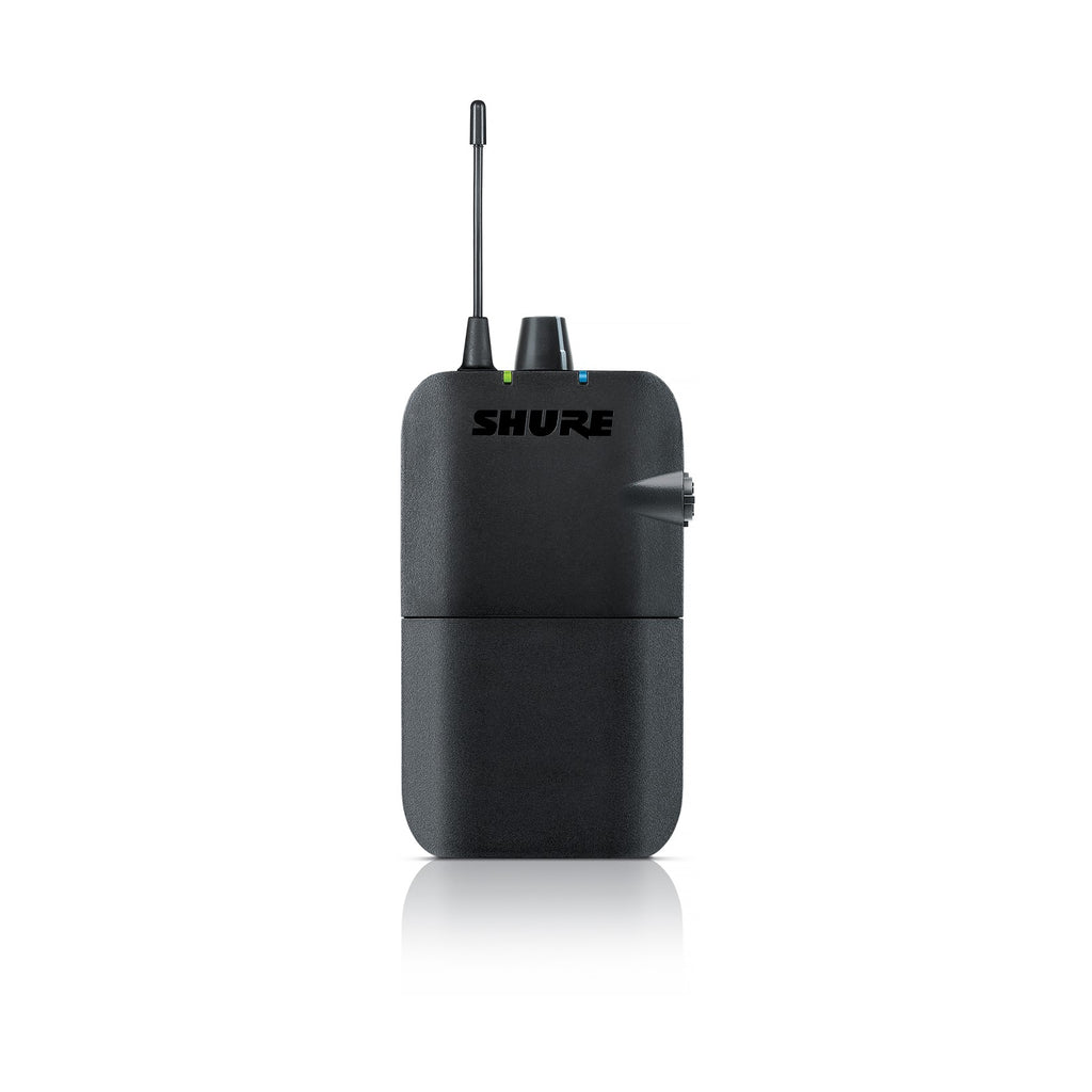 Shure P3R Wireless Bodypack Receiver - G20 Band