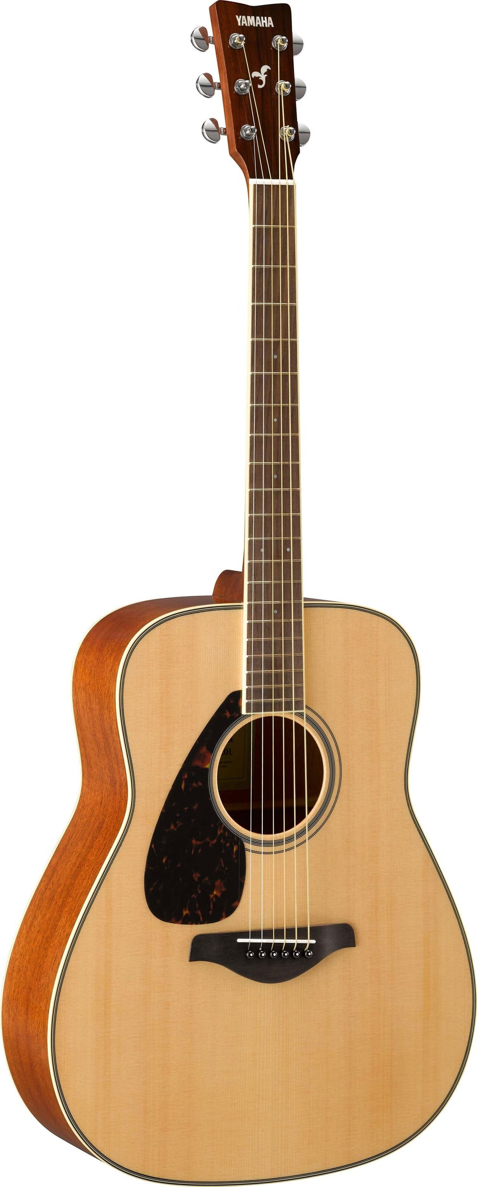 Yamaha FG820L Acoustic Guitar - Left Handed
