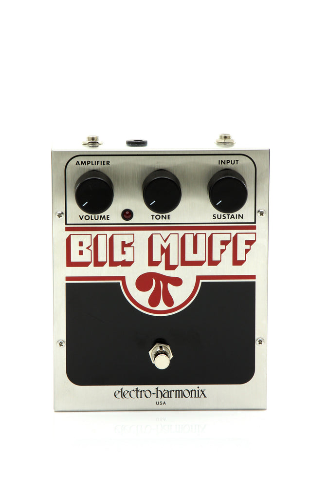 Electro Harmonix BIG MUFF PI Classic Distortion/Sustainer Pedal