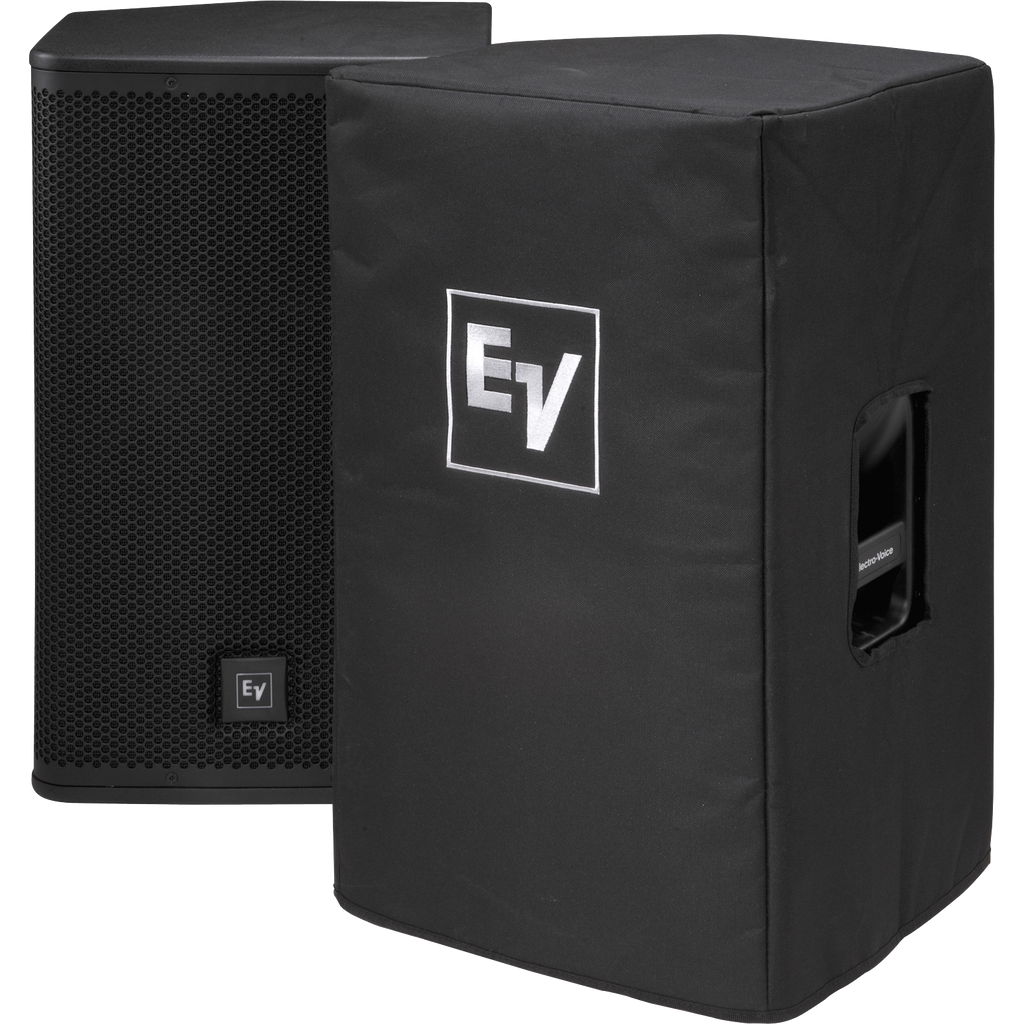 Electro-Voice ELX112CVR Padded Cover for ELX112/P, EV Logo