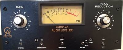 Golden Age Project Comp2A Compressor / Leveling Amplifier