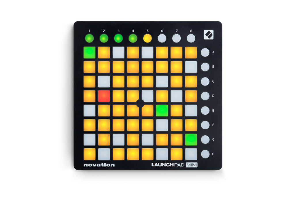 Novation Launchpad MINI Mark II USB Grid Controller