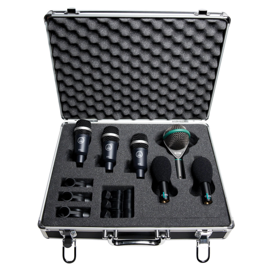AKG RHYTHM PACK Drum Microphone Set