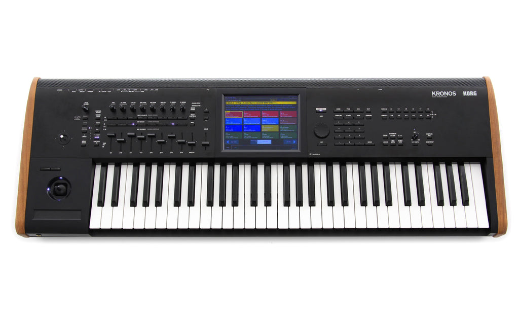 Korg KRONOS6 61 Key Music Workstation