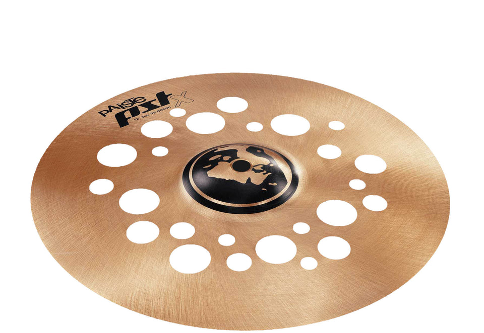 "Paiste 12"" PSTX DJs 45 Crash Cymbal"