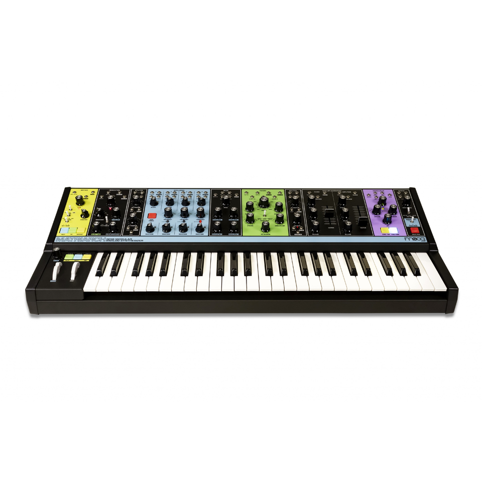 Moog Matriarch Patchable Paraphonic Analog Synthesizer