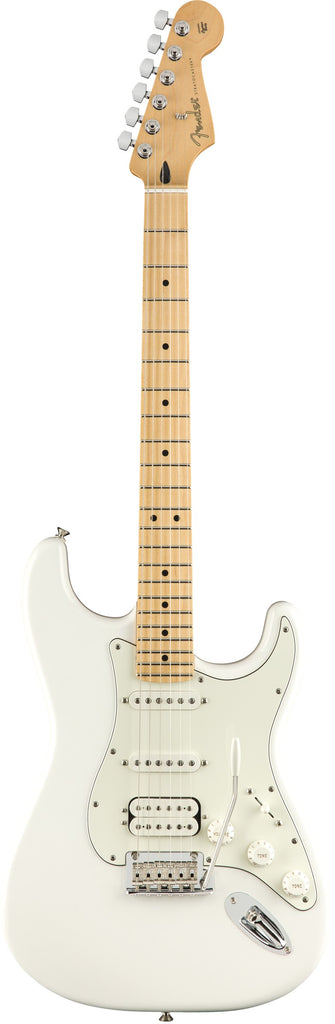 Fender Player Strat HSS Electric Guitar, Maple Fingerboard