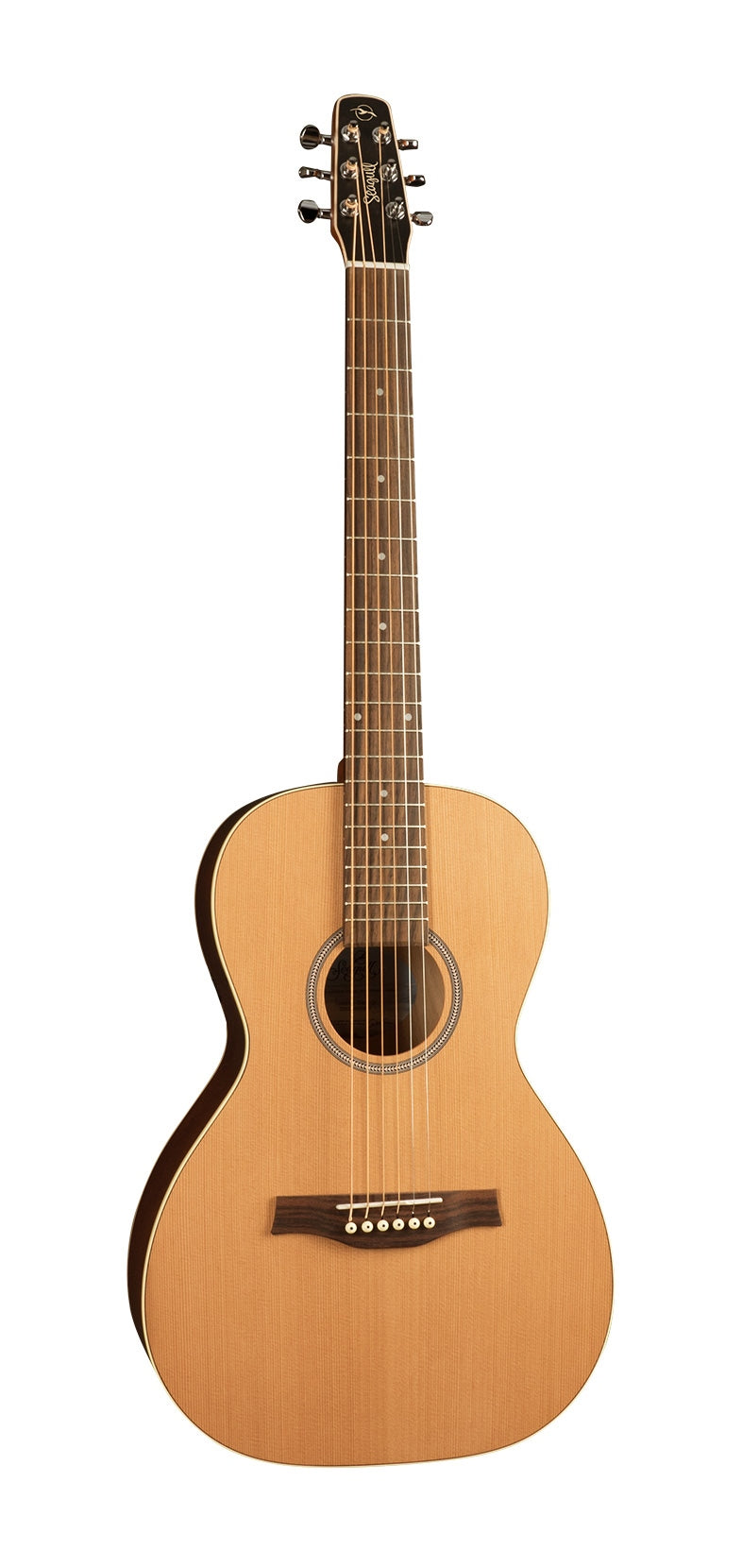 Seagull Coastline Cedar Grand Acoustic Guitar - Natural
