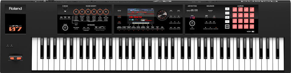 Roland FA-07 76 Key Music Workstation