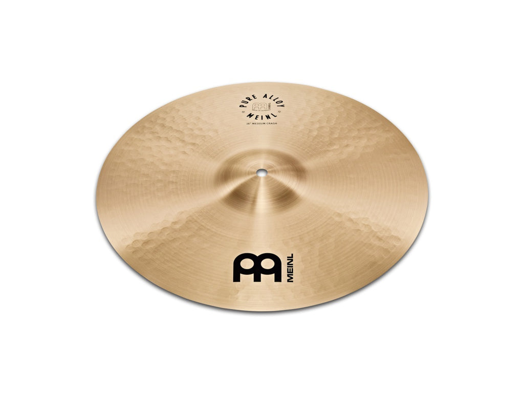 Meinl PA16MC Pure Alloy Medium Crash Cymbal