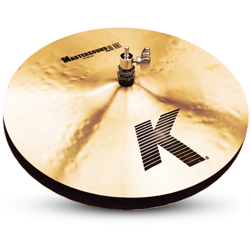"Zildjian 14"" K Mastersound Hi-Hat Cymbal - Bottom"