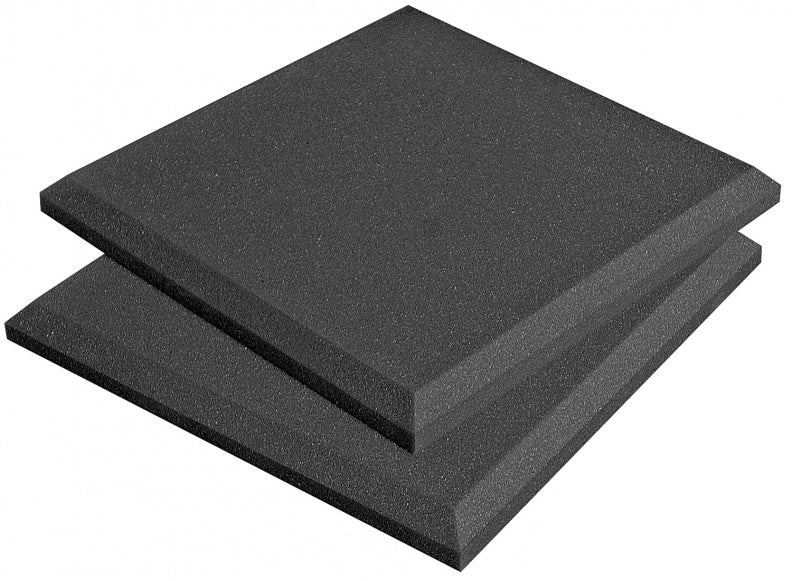 "AURALEX ACOUSTICS SFLATCHA SonoFlat Sound Absorption Panel - Charcoal (Set Of 16) - 2"" x 24"" x 24"""