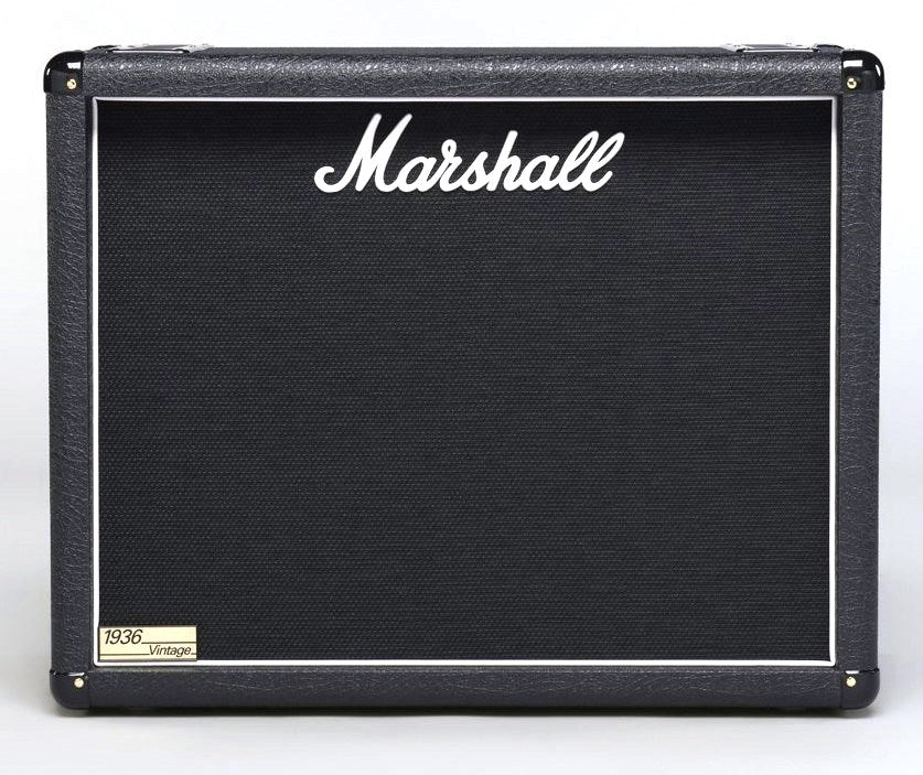 Marshall 1936V 140W 2x12 Amplifier Cabinet