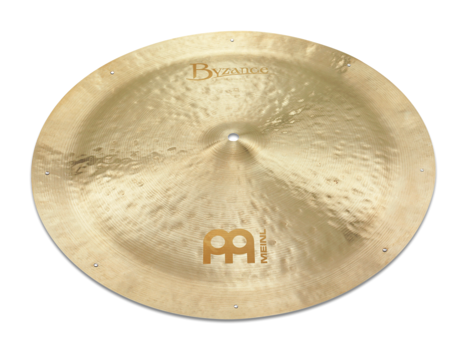 "Meinl 22"" Byzance Jazz China Cymbal Ride Cymbal With Sizzles"