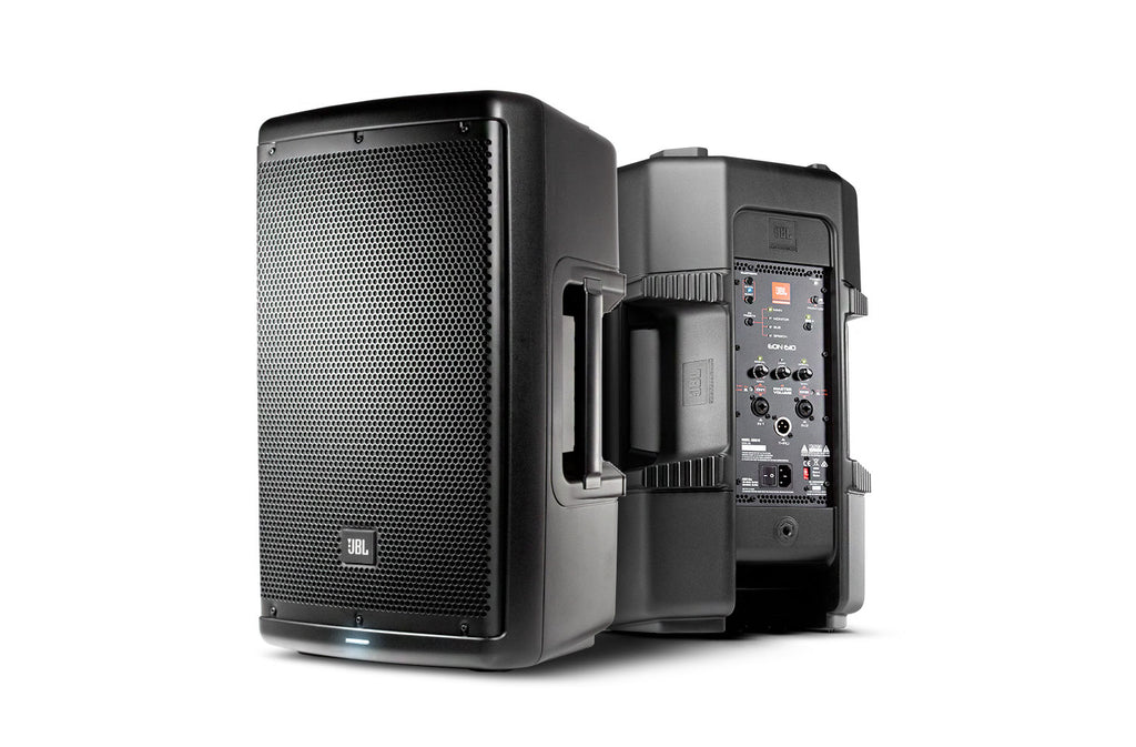 "JBL EON 610 10"" Two-Way Multipurpose Powered Speaker"
