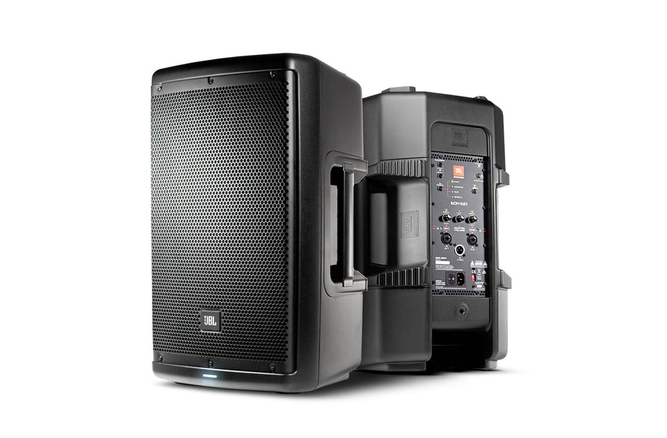 "JBL EON610 10"" Two-Way Multipurpose Powered Speaker"