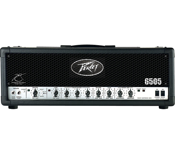 Peavey 6505 120 Watt Tube Guitar Head