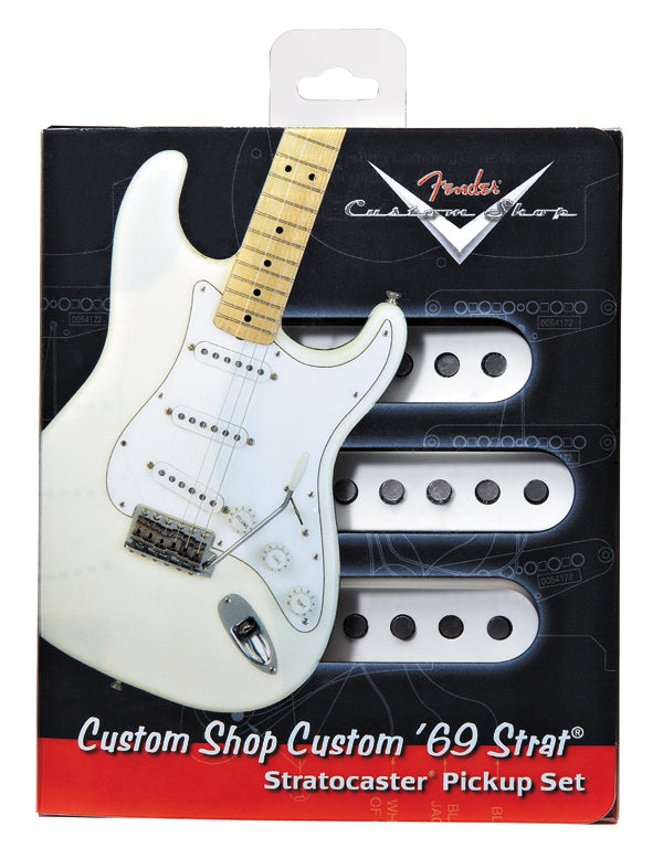 Fender Custom Shop '69 Strat Pickup Set