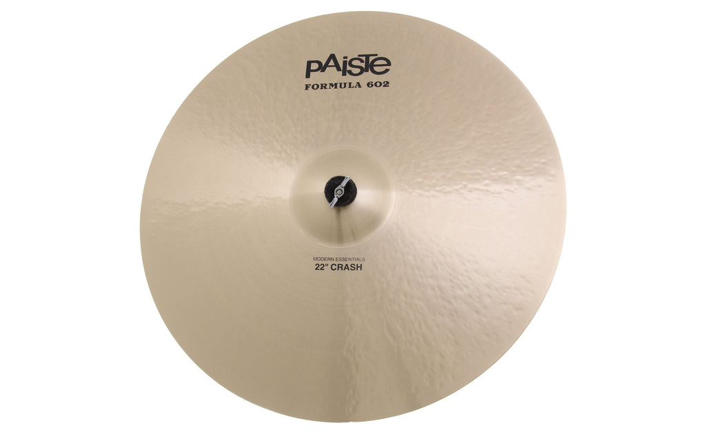 Paiste Formula 602 Modern Essentials Crash Cymbal