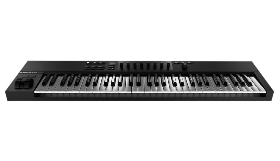 Native Instruments Komplete Kontrol A61 61-Key Keyboard MIDI Controller