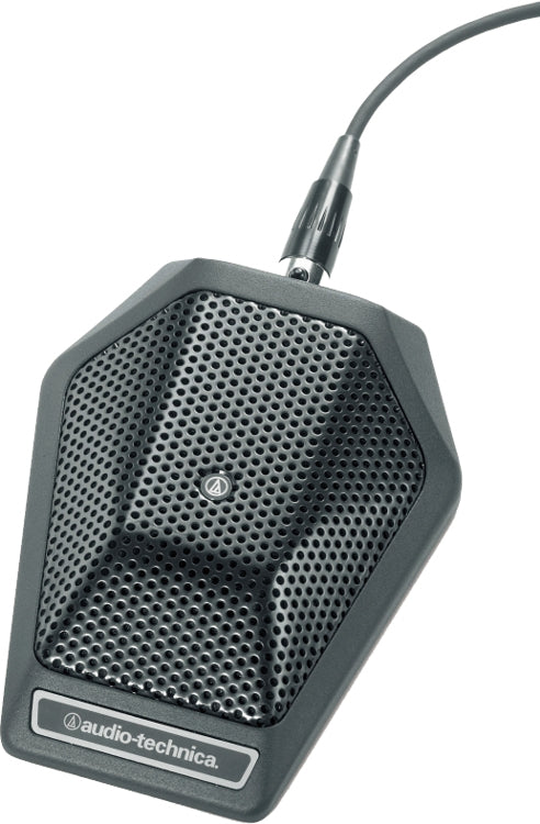 Audio-Technica U851R Audio Technica Cardioid Condenser Boundary Microphone