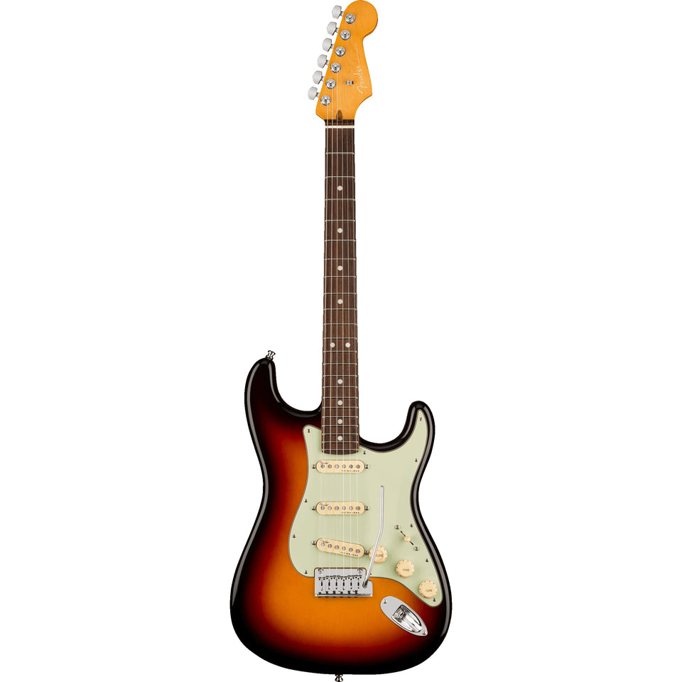 Fender American Ultra Stratocaster Electric Guitar, Rosewood Fingerboard