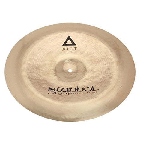 "Istanbul Agop 18"" Xist China"
