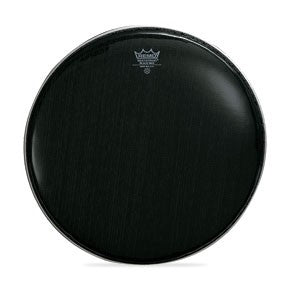 Remo Black Max Marching Snare Drum Batter Head