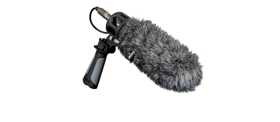 Rode WS7 Deluxe Windshield For Shotgun Microphones