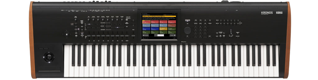 Korg KRONOS7 73 Key Music Workstation