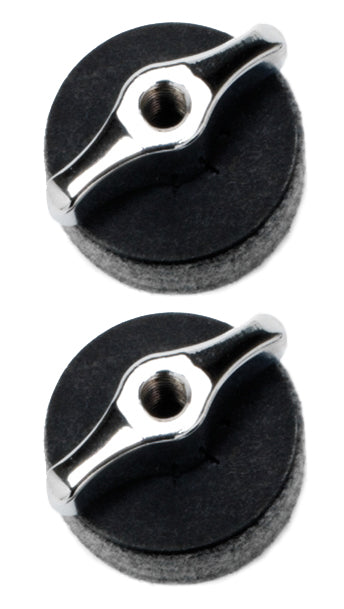 Drum Workshop DWSM2231 Wing Nut Felt Combo, 2-Pack