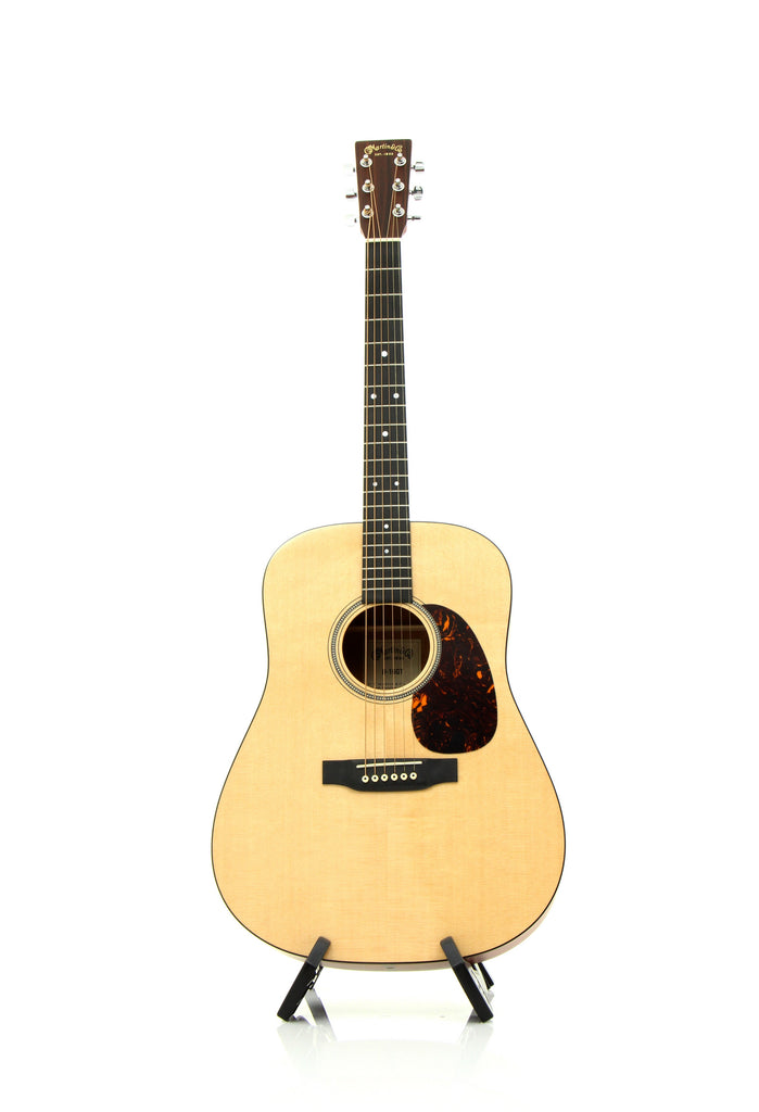 Martin D16GT Sitka Spruce Mahogany Back and Sides Acoustic Guitar - Natural