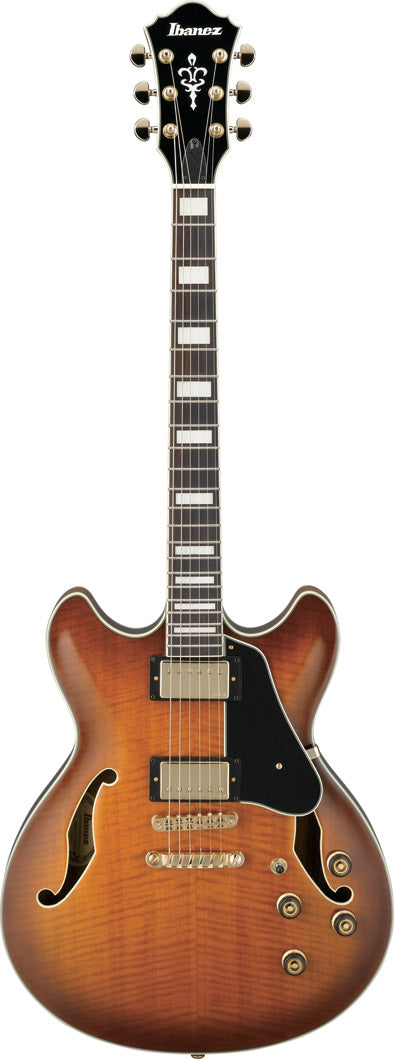 Ibanez AS93VLS Semi-Hollowbody Electric Guitar - Violin Sunburst