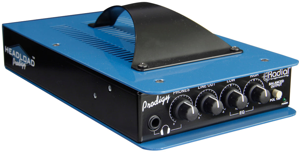 Radial Engineering Headload Prodigy Combination Load Box / DI Box