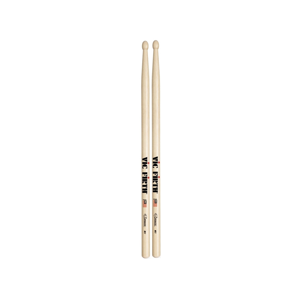 Vic Firth MS1 Corpsmaster Marching Snare Drumsticks