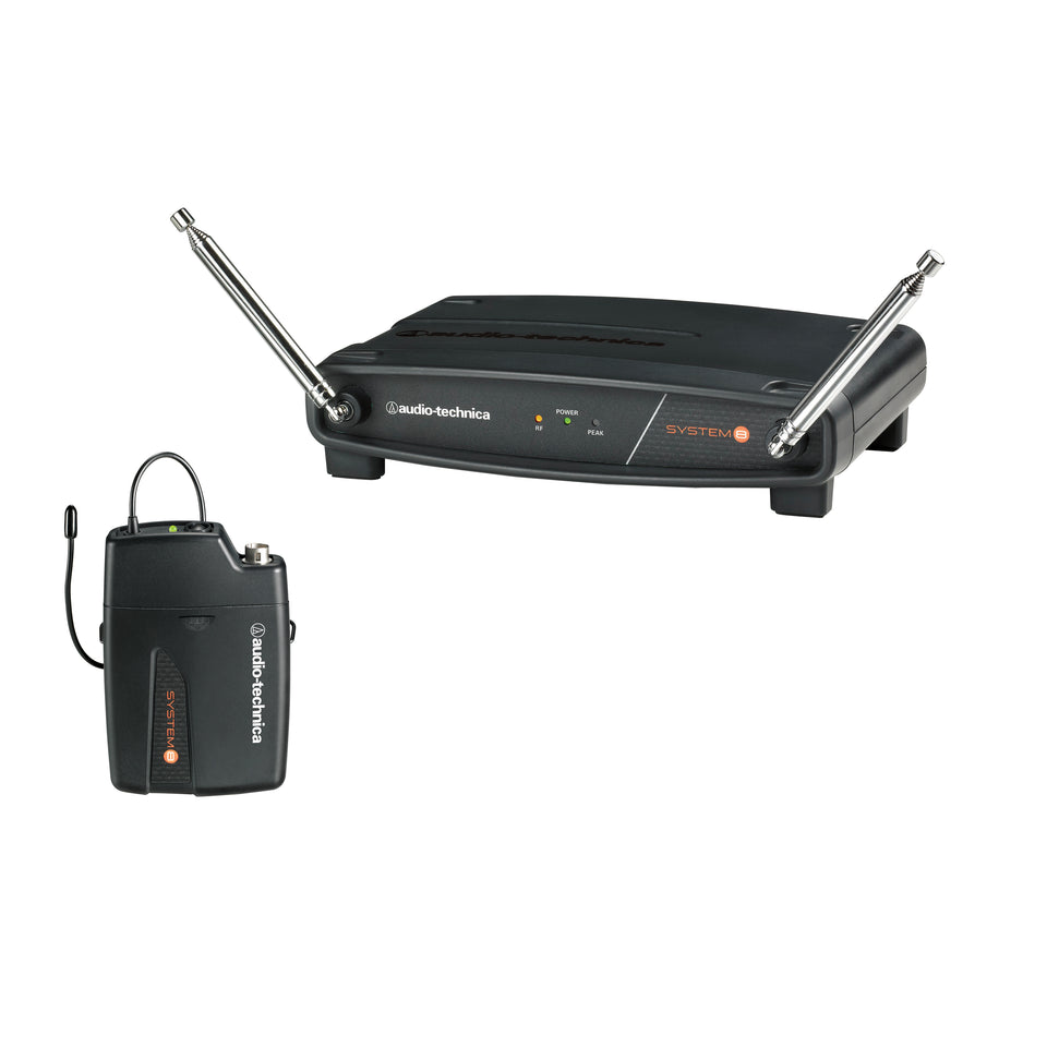 Audio-Technica ATW-801 Fixed Frequency VHF Body Pack Wireless System