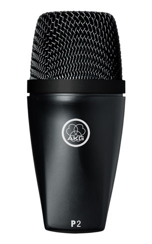 AKG P2 High Performance Dynamic Bass Microphone