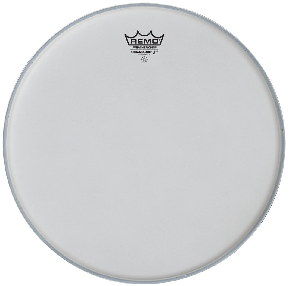 Remo Ambassador X14 Coated Drum Head