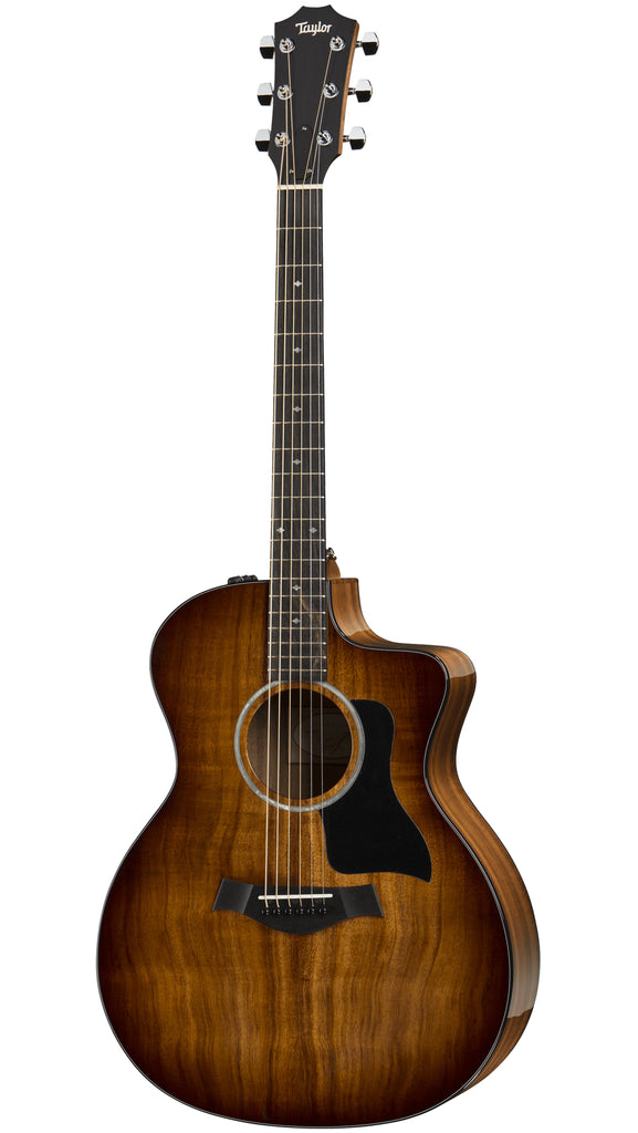 Taylor 224ce-K DLX Grand Auditorium ES2 Acoustic Electric Guitar