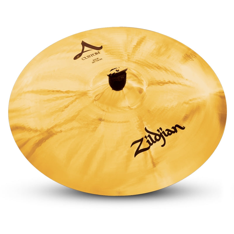 "Zildjian 20"" A CUSTOM Ride Cymbal"