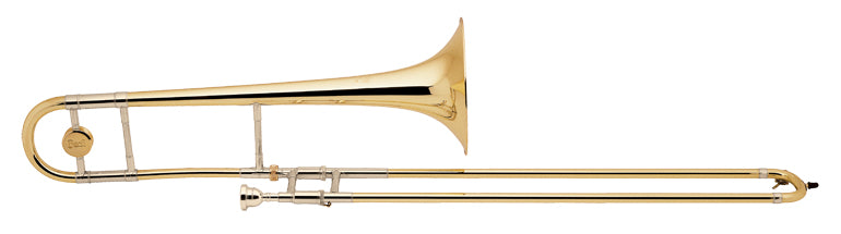 Bach 42 Stradivarius Professional Model Tenor Trombone Outfit